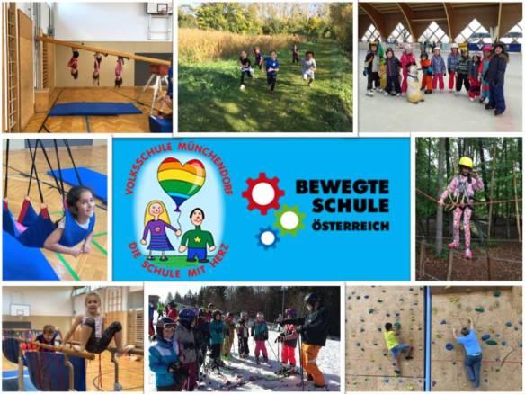 Präsentation Volksschule Münchendorf